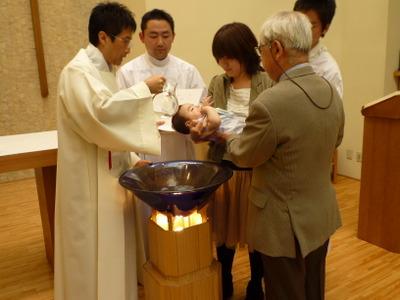投稿3:幼児洗礼 – カトリック多...