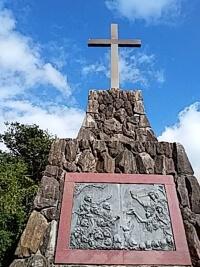 生月島「黒瀬の辻殉教地」